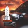 Bóng đèn halogen tăng sáng 100 OSRAM NIGHT BREAKER SILVER H11 12v 55w