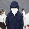 Áo khoác nam chất dù nhẹ lót lông chống nước cao cấp LC01