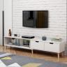 Kệ tivi để sàn thông minh có thể rút gọn  thay đổi kích thước thương hiệu igea gp82