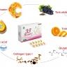 Combo 3 viên uống sáng da 3T Beauty tăng độ đàn hồi, trẻ hóa da (hộp 30 viên)