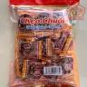Kẹo Chuối Cuộn bánh tráng đậu mè hiệu Bà Hai Tỏ Bến Tre - 450gr