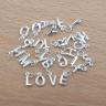 Charm treo 26 chữ cái (chữ T) - Ngọc Quý Gemstones