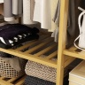 Tủ treo quần áo lắp ráp đa năng Tâm House KT011