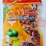 Combo 4 Kẹo Chuối Cuộn bánh tráng đậu mè hiệu Bà Hai Tỏ Bến Tre - 1,35 kg
