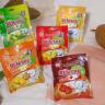 Combo 05 túi - 15 Thanh kẹo dừa hiệu bà Hai Tỏ Bến Tre - Năm Vị (Mỗi thanh 10 viên)