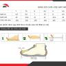 Giày thể thao running nam Anta 812115579-1