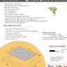 Bếp hỗn hợp điện từ Tomate GH 8G-02IH DFC - Nội địa Tây Ban Nha