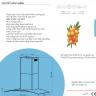 Máy khử mùi ống khói Tomate 3159B (90cm) - Nội địa Tây Ban Nha