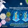 Combo phòng dịch Quạt lọc không khí thông minh Ultty SKJ-CR021 và Bình điện phân khử khuẩn Ultty SKJ-CRS01