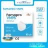 Combo 5 hộp khẩu trang kháng khuẩn Famapro VN 95 mẫu mới (hộp 10 cái ) - Trắng