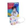 Combo 10 hộp khẩu trang kháng khuẩn Famapro 5D baby khủng long (hộp 10 cái)
