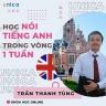 Khóa học Học nói tiếng Anh trong vòng 1 tuần