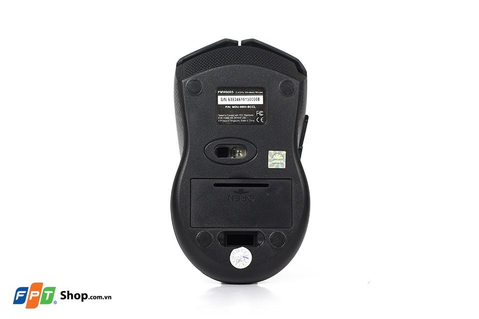 Chuột không dây quang Prolink 6005