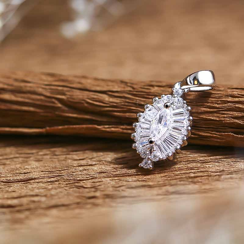 Bộ trang sức bạc So Beautiful