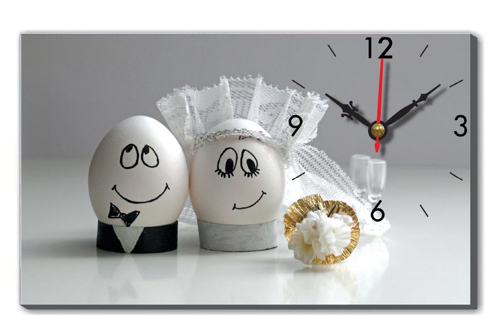 Đồng hồ để bàn Dyvina B1525-18 hạnh phúc