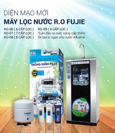 Máy lọc nước FujiE RO-07