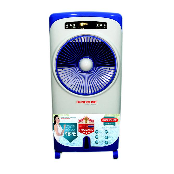 Quạt điều hòa - Máy làm mát không khí Sunhouse SHD7710