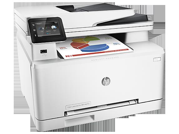 Máy in HP Color LaserJet Pro MFP M277N (B3Q10A)