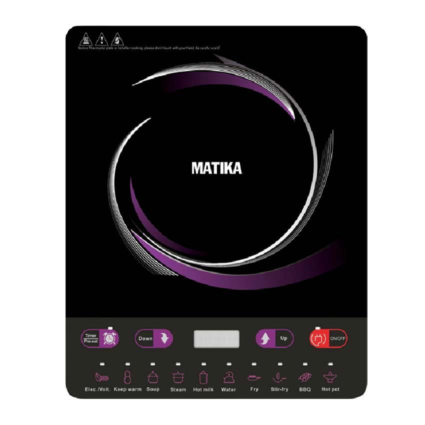 Bếp điện từ đơn MATIKA MTK 200-05
