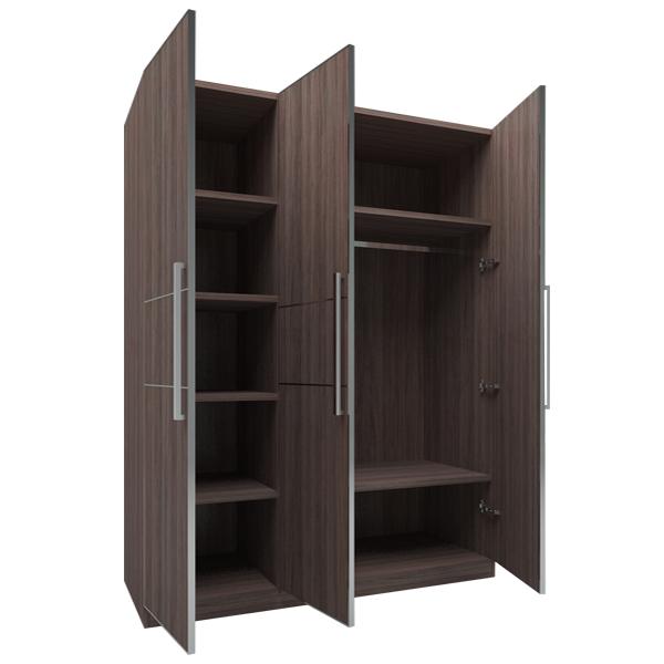 Tủ áo FINE FT002 (140cm x 200cm)