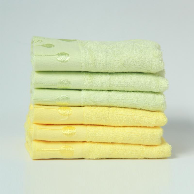 Bộ 3 khăn tắm- khăn mặt- khăn tay Mollis cao cấp Bamboo BM9F-FM9F-HM9F