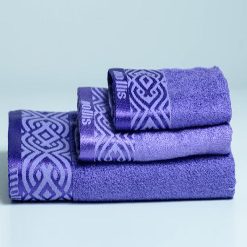 Bộ 3 khăn tắm- khăn mặt- khăn tay Mollis cao cấp Tencel BMY4-FMY4-HMY4