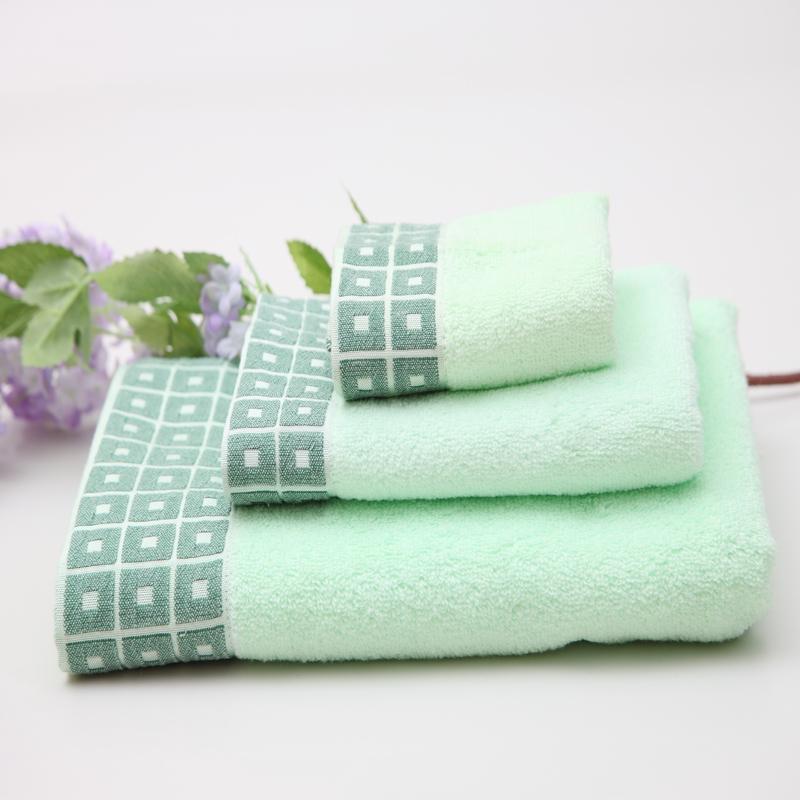 Bộ 3 khăn tắm- khăn mặt- khăn tay Mollis cao cấp Nont BMZ4-FMZ4-HMZ4