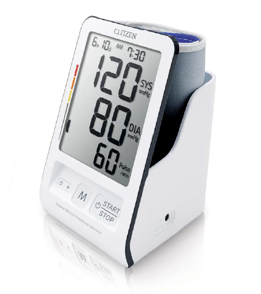 Máy đo huyết áp bắp tay Citizen CH 456