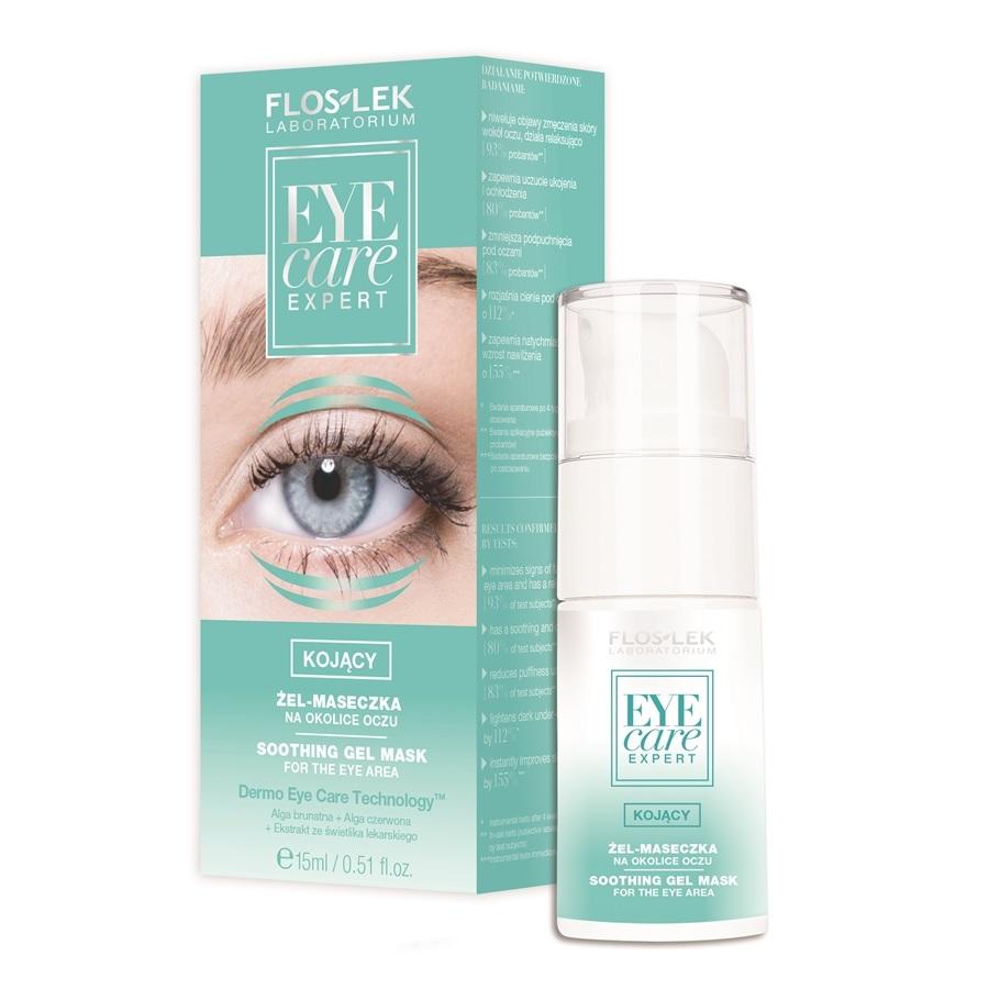Gel giúp êm dịu vùng mắt, chống thâm, mỏi mệt – Soothing gel mask