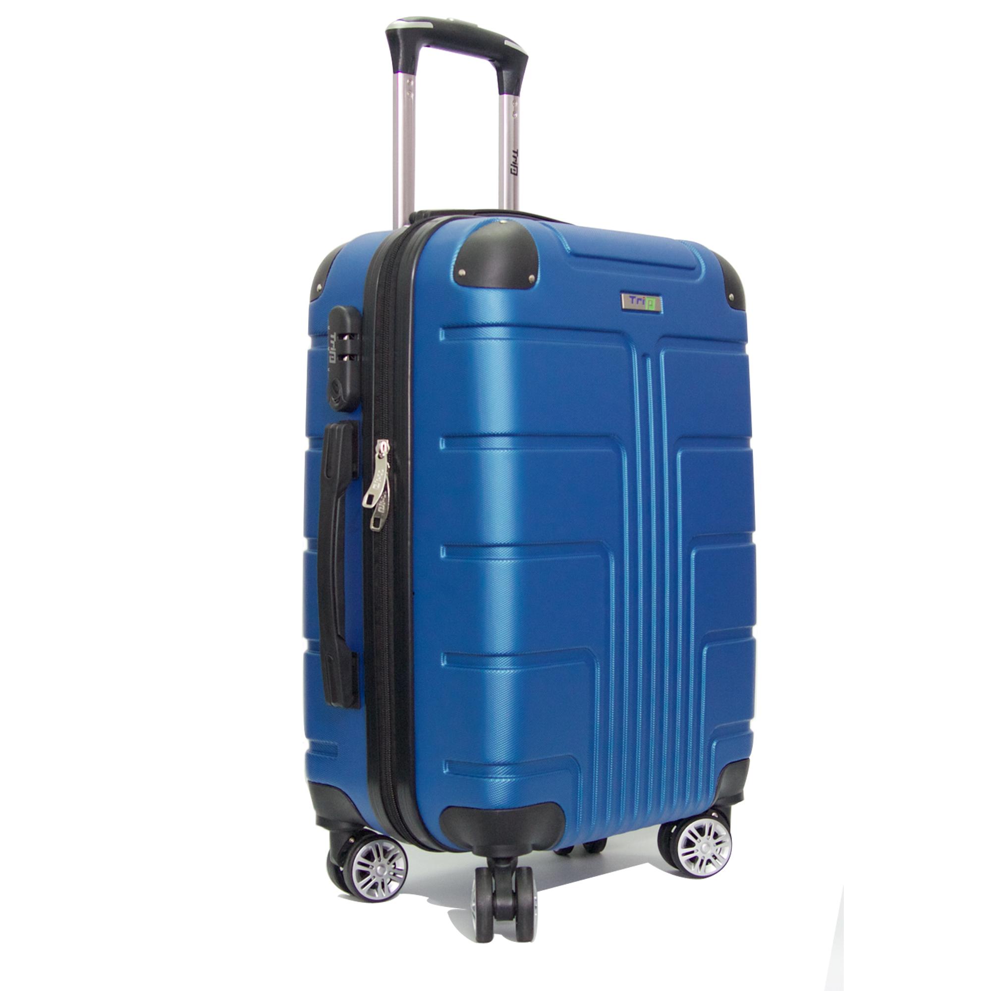 Set 2 vali Trip P701 (50cm + 60cm) xanh dương