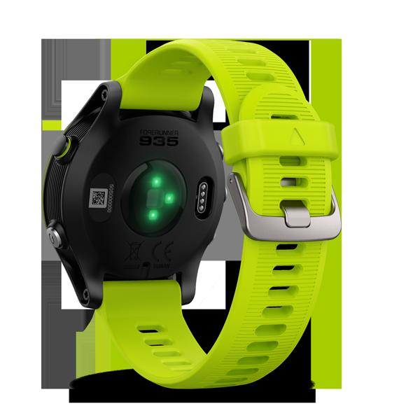 Đồng hồ thông minh Garmin Forerunner 935 - Force yellow