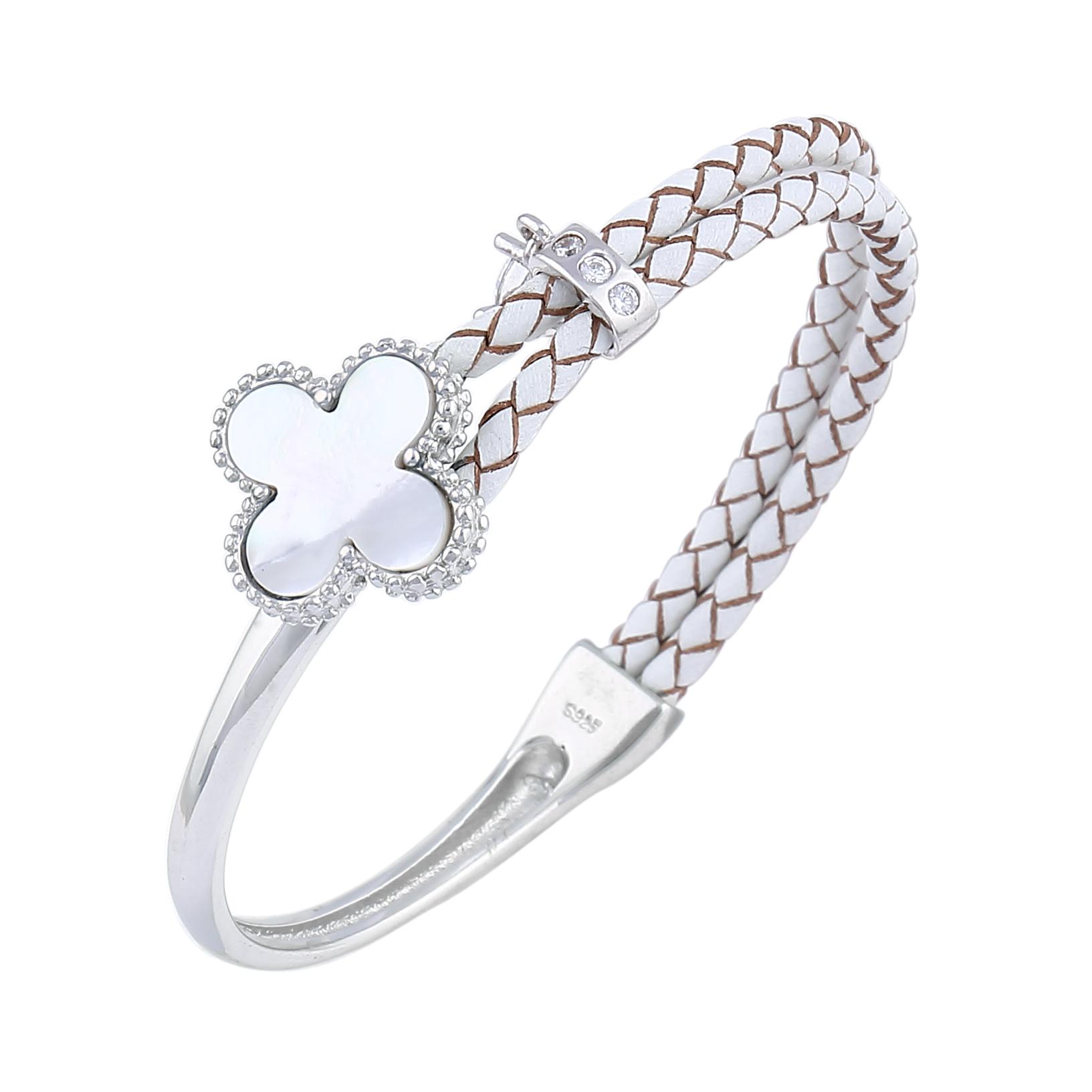 Lắc tay bạc nữ mã E16LAU000105