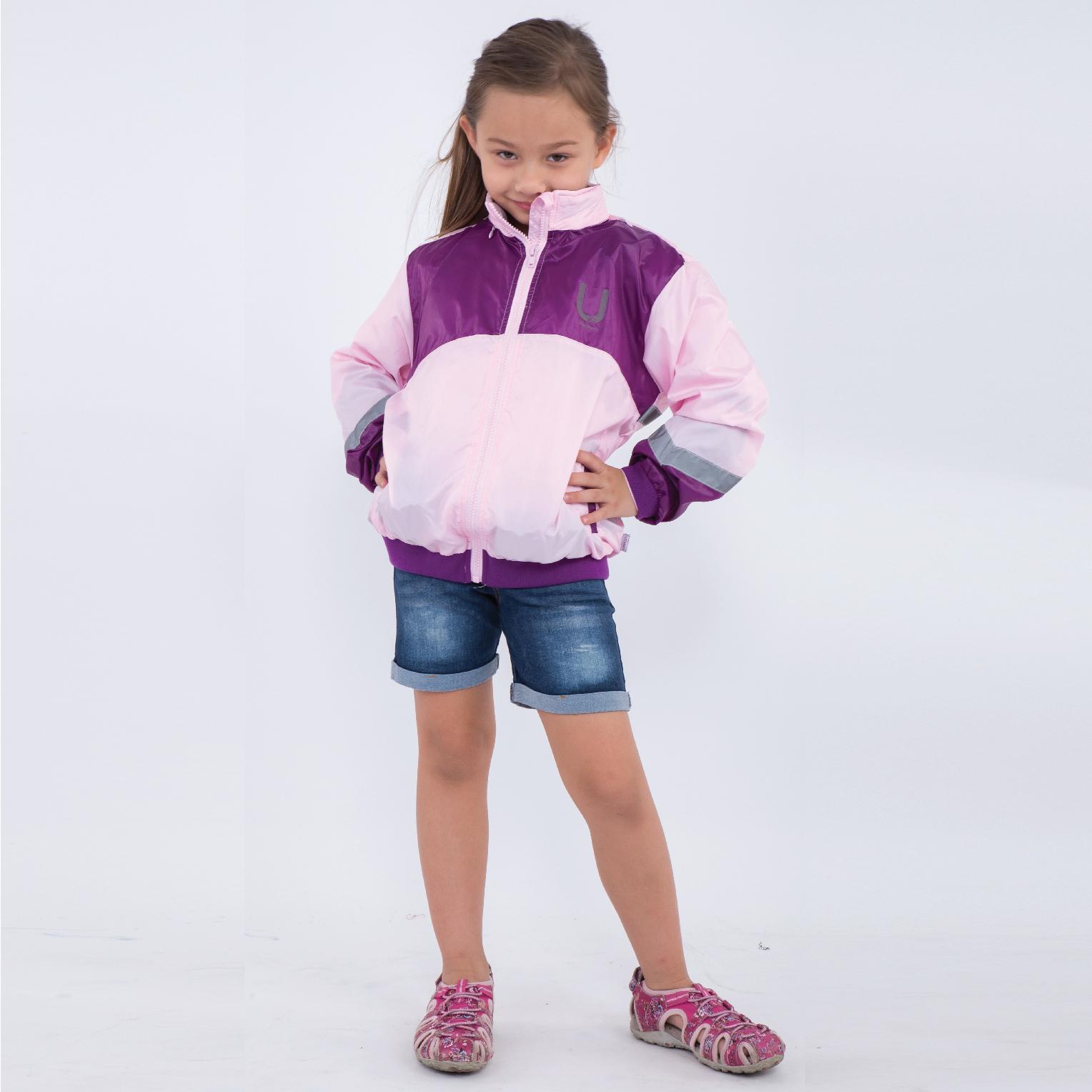 Áo khoác an toàn bé gái U2KID