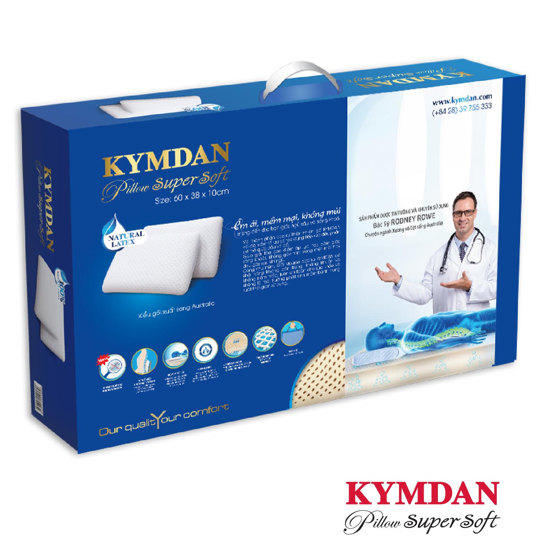 Gối Kymdan Pillow Supersoft