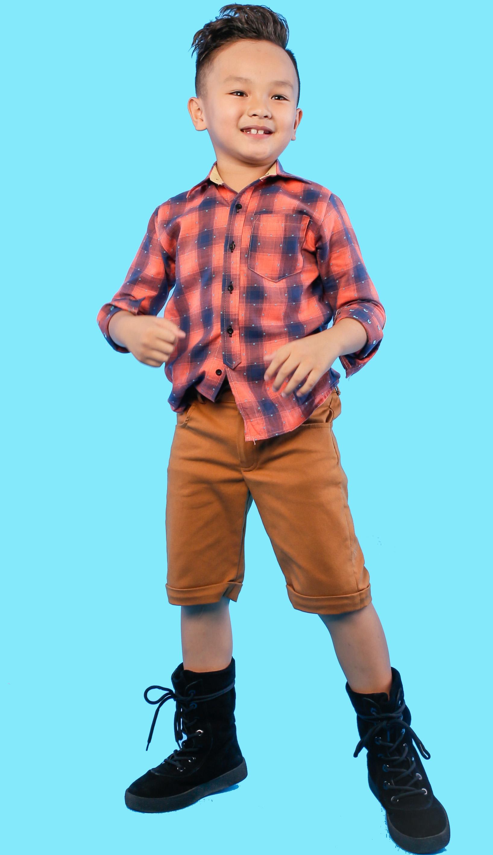 UKID117 - Quần shorts