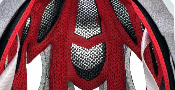Nón bảo hiểm thể thao Fornix - N050LCA (trắng đỏ)
