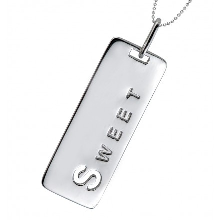 Mặt dây chuyền bạc cao cấp SMD2KN08487.000