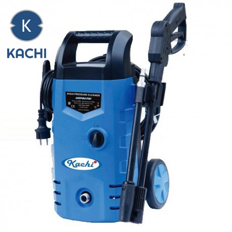 Máy phun xịt rửa cao áp Kachi + Tặng bộ dao 8 món