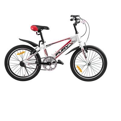 Xe đạp thể thao cho trẻ em Fornix dòng Fury - BMX1F ( trắng đỏ)