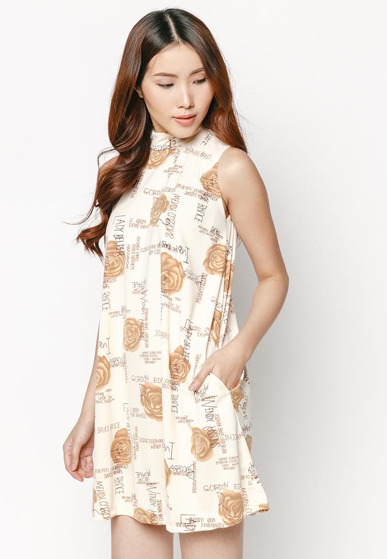 Đầm oversize phong cách HK 517