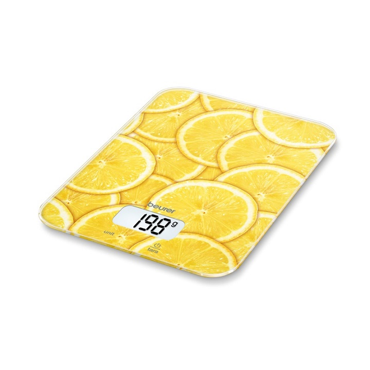 Cân nhà bếp Beurer KS19 Lemon