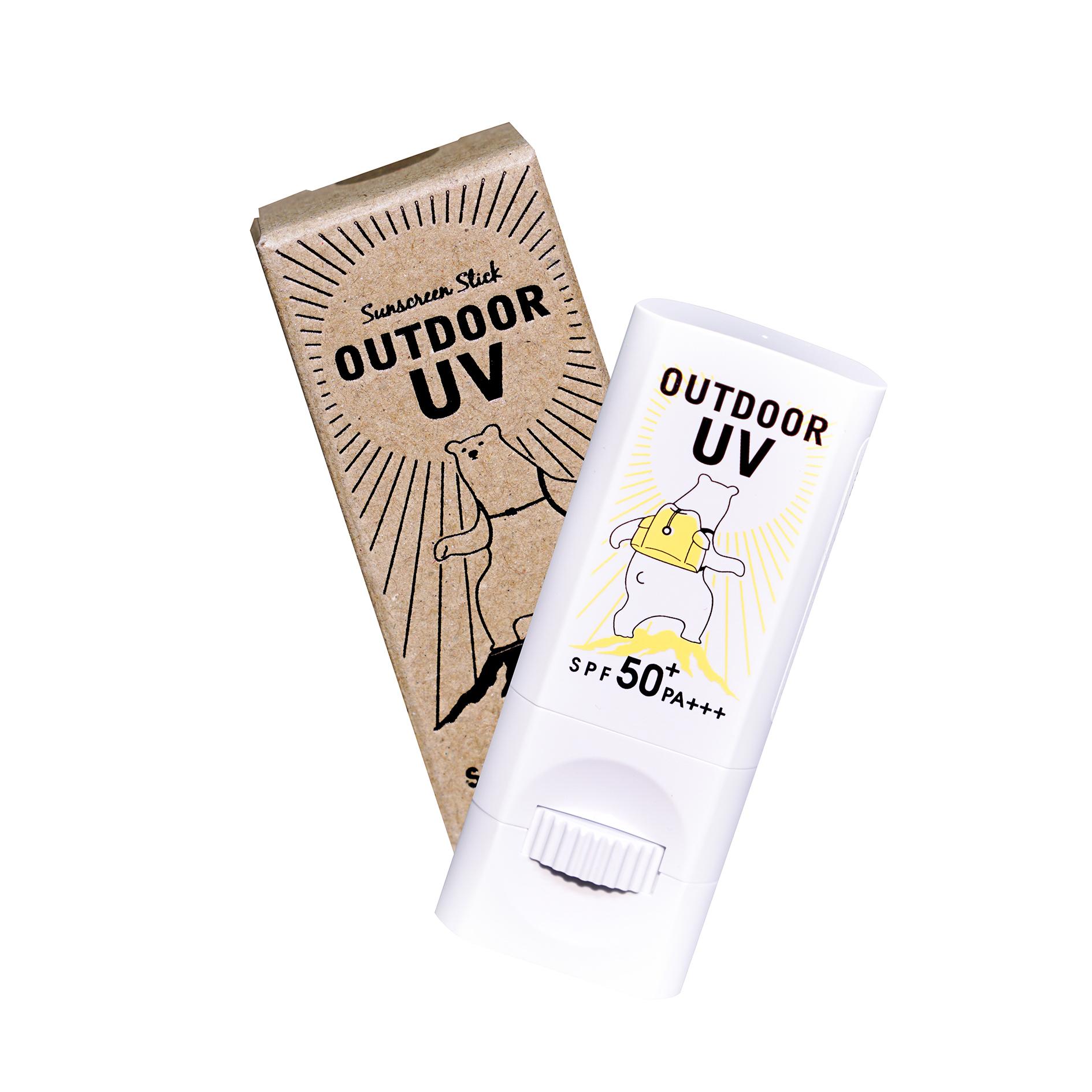 Kem chống nắng dạng thỏi Outdoor UV
