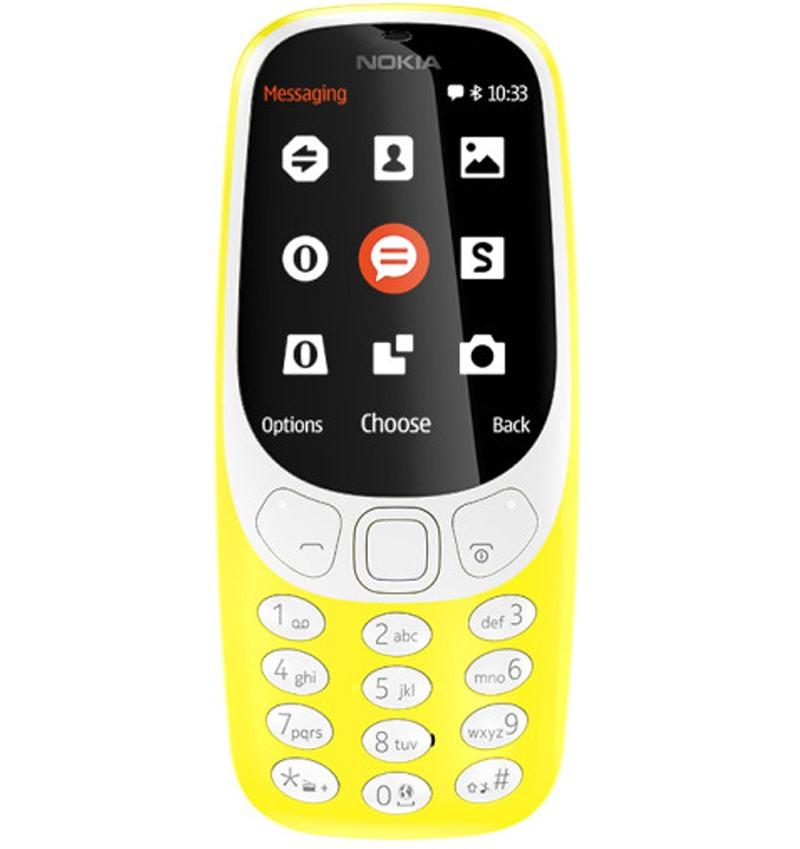 Nokia 3310 (2017) - Vàng