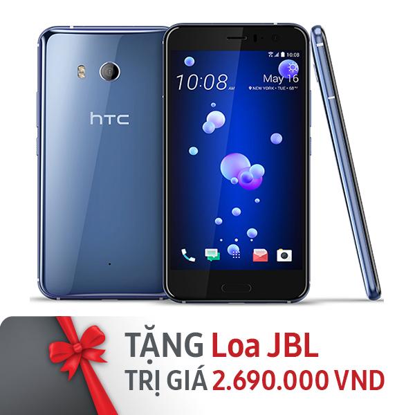 HTC U11 - Tặng quà trị giá 2.690.000Đ