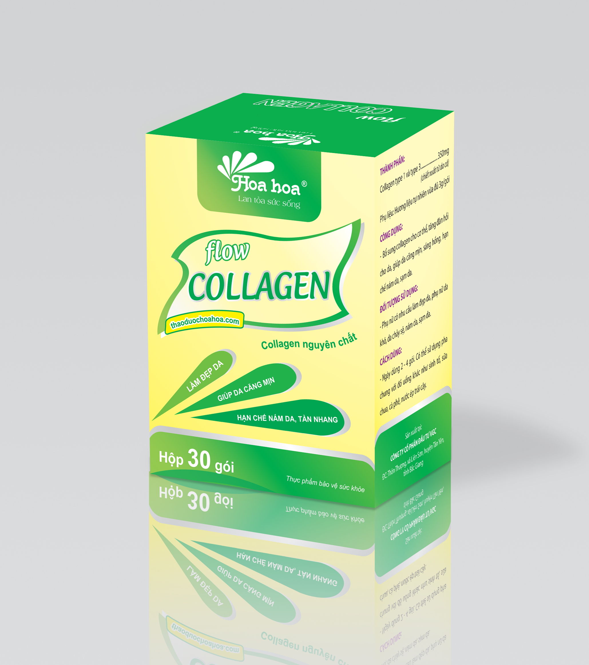 Flow Collagen
