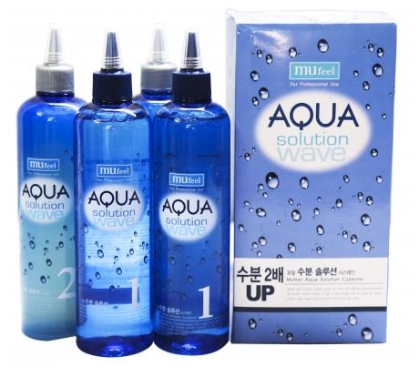 Mufeel - Thuốc uốn tóc Aqua 400ml