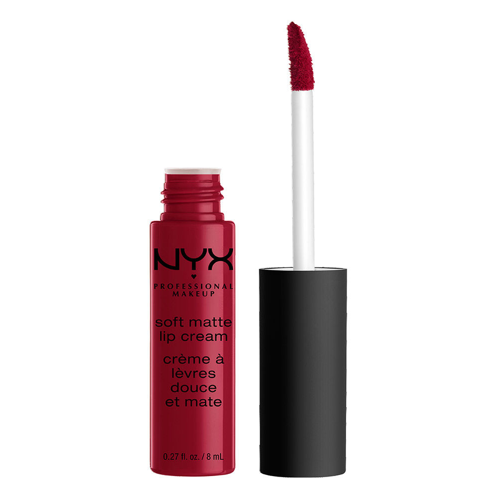 Son kem NYX soft matte lip cream SMLC10 Monte Carlo