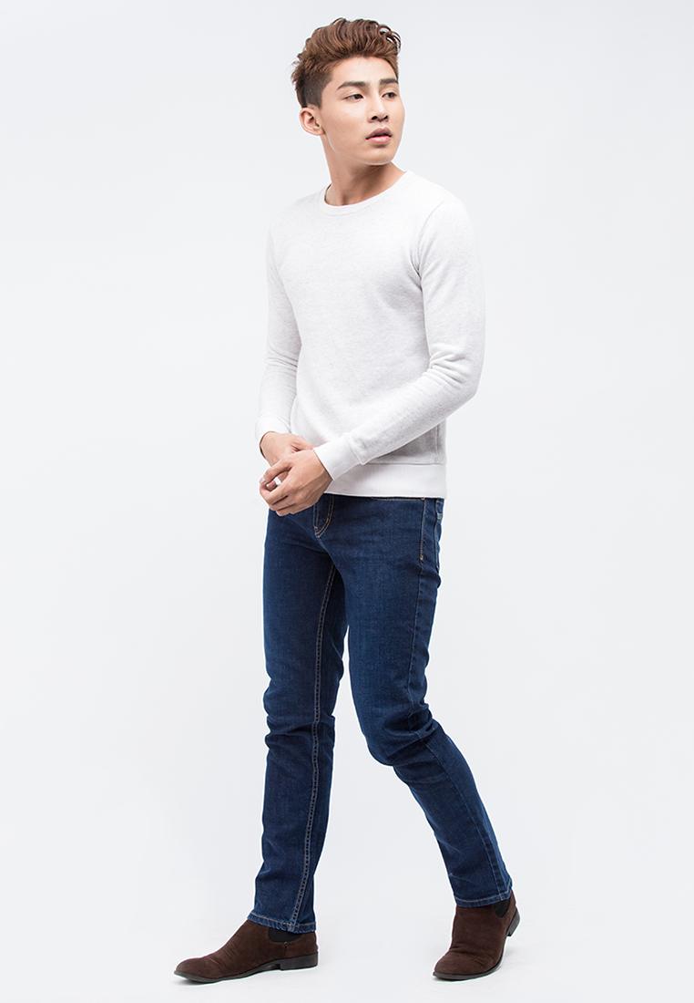 Quần jeans cotton 479 Vĩnh Tiến - JEAN 10 (xanh dương)