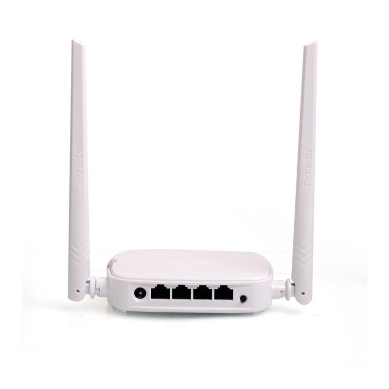 Thiết bị phát sóng WIFI  2 anten, tốc độ 300M - Model: TENDA N301