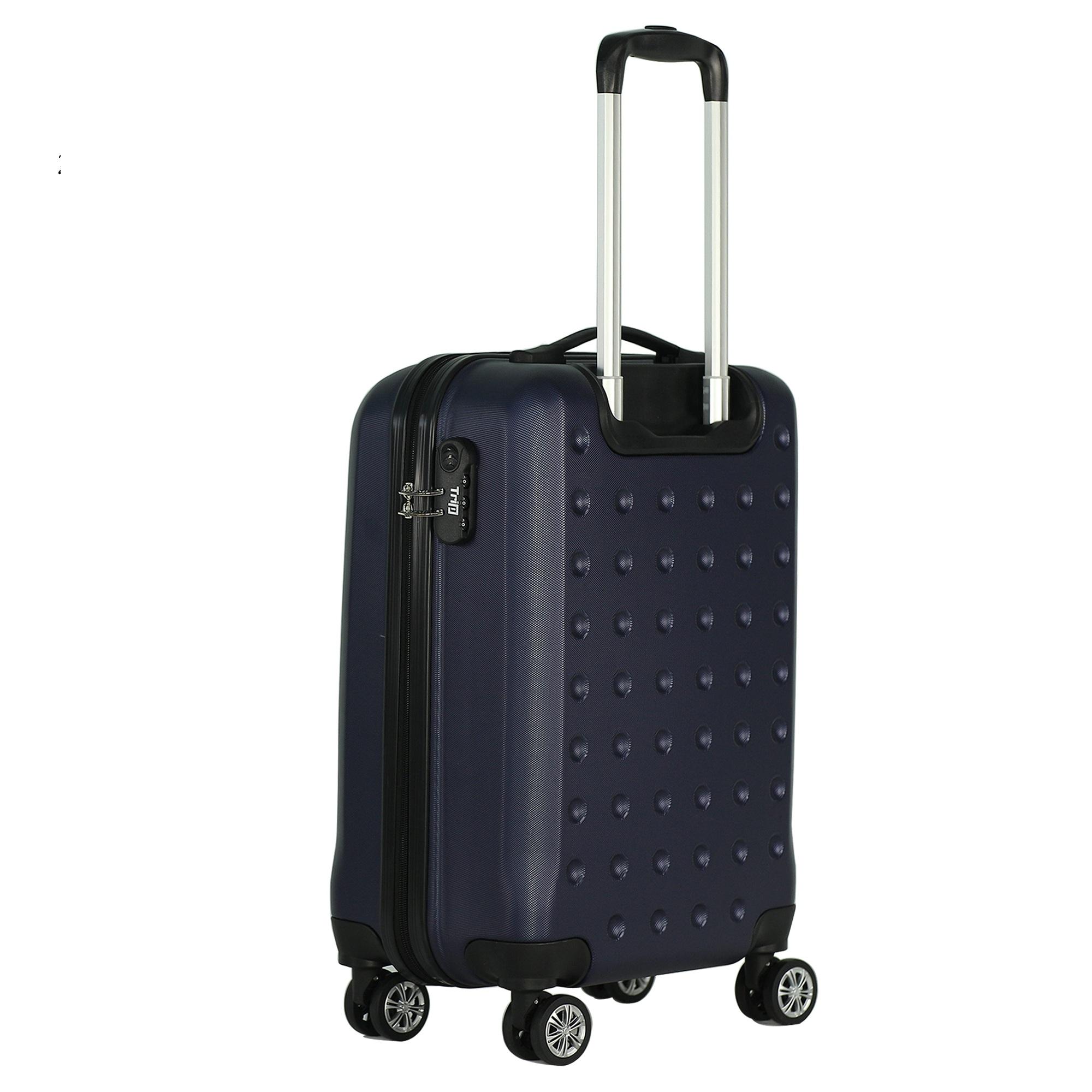 Vali Trip P13 size 50cm (20 inches) xanh đen